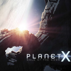 Movie Investor | Planet X: Gold of the Gods | key art #3