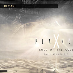 Movie Investor | Planet X: Gold of the Gods | key art #4