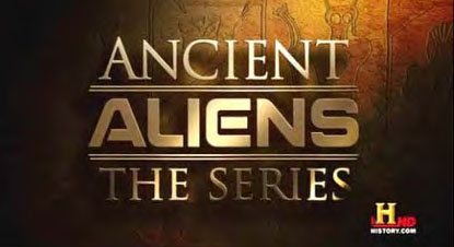 Ancient Aliens. The Series