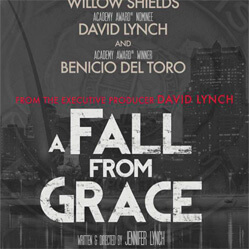 Movie Investor | A Fall From Grace | key art #1