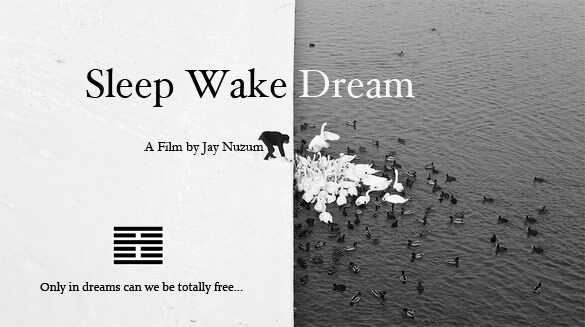 Sleep Wake Dream Illustration #1