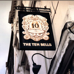 Movie Investor | The Ten Bells | key art #14